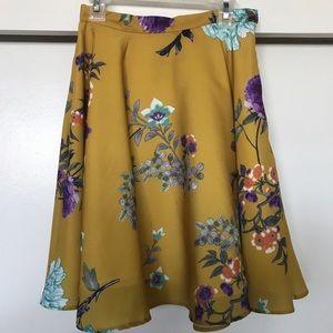 f8357ba2ab1f45 Modcloth Skirts - Bae & Dot by ModCloth Ikebana for All Skirt XS